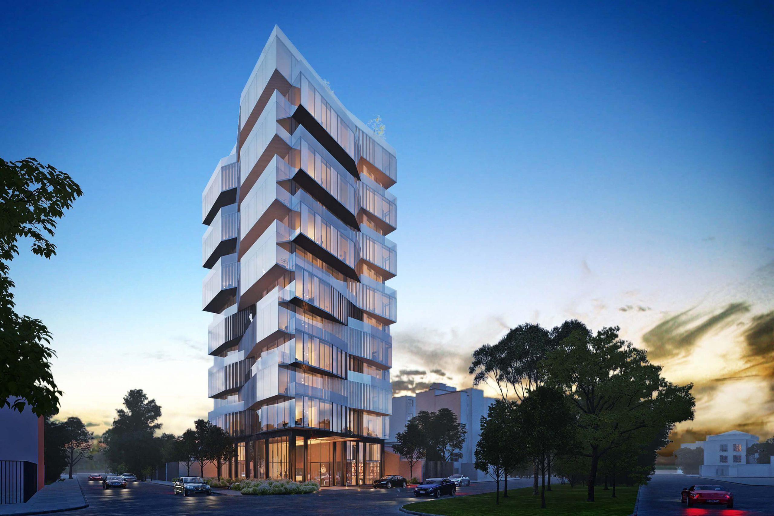 PABLO CASALS RESIDENCES <br/> New residental development