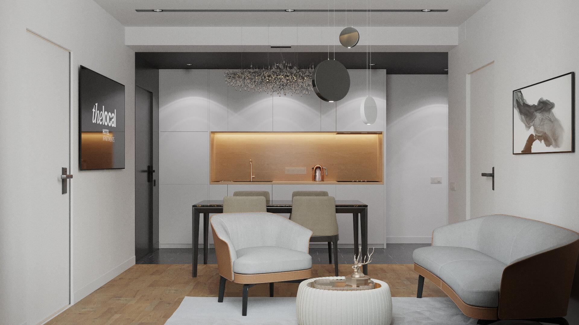 GRAND HOTEL MINSK | INTERIOR