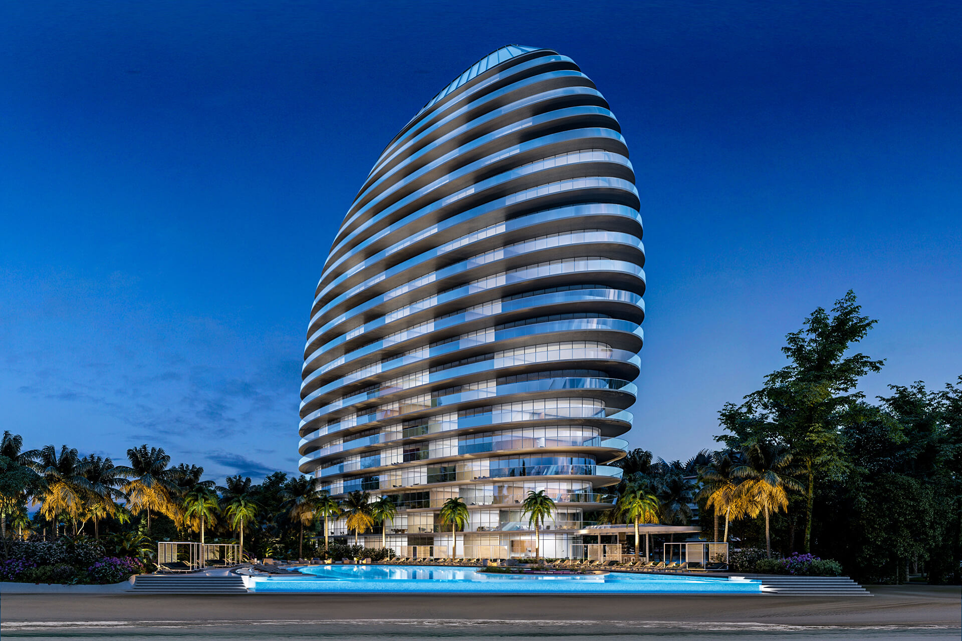 MARE ACAPULCO <br/> Luxury residences designed by Varabyeu Partners