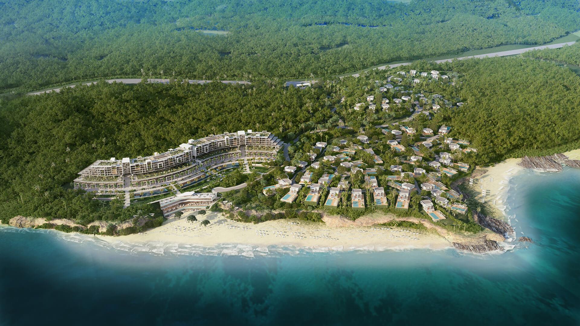 BOLONGO <br/> New condo and villa community