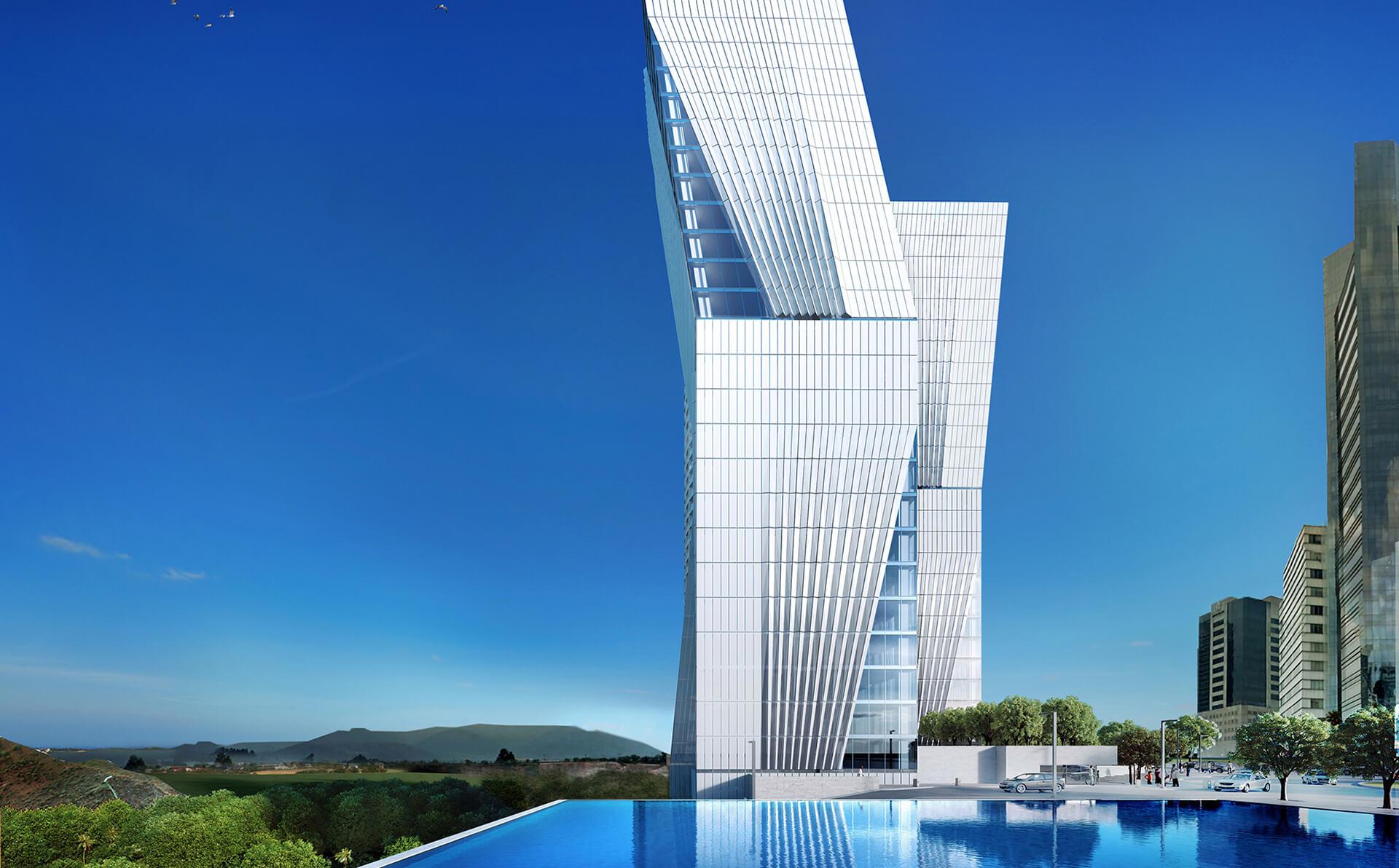 SANTA FE / PARADOX TOWER
