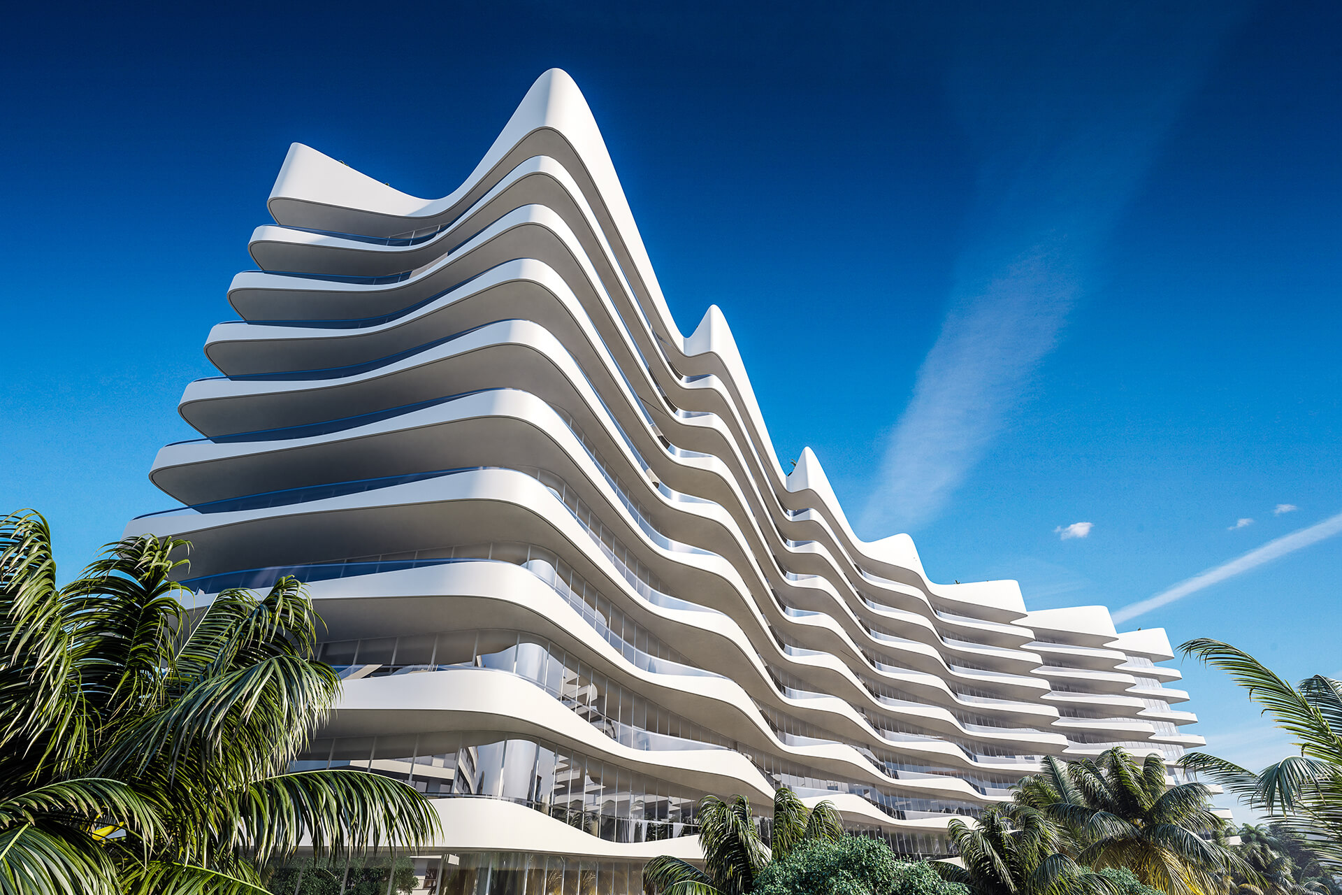 BORA <br/> New Luxury residential development
