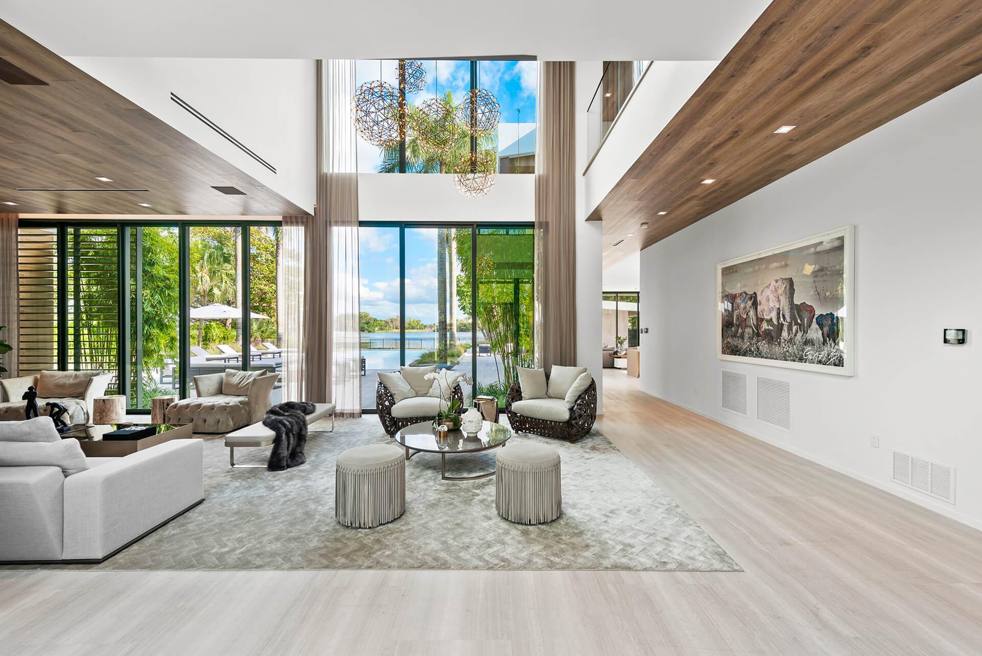 WESTON RESIDENCE <br/> Interior design