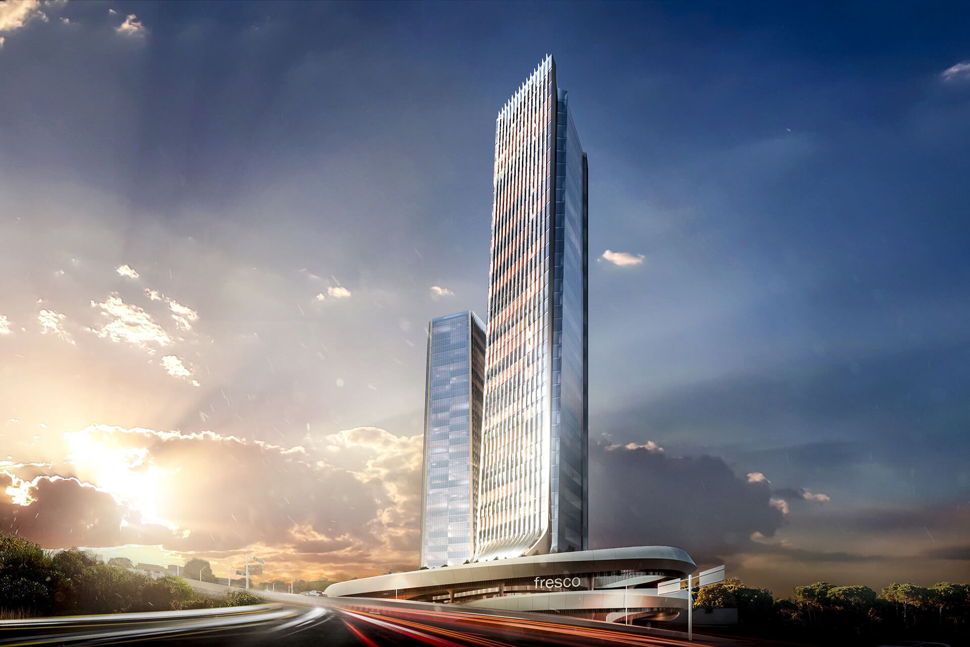 ACUEDUCTO RESIDENTAL MIXED USE DEVELOPMENT <br/> New project