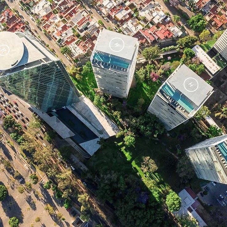 CENTRAL PARK GUADALAJARA <br> One of its kind