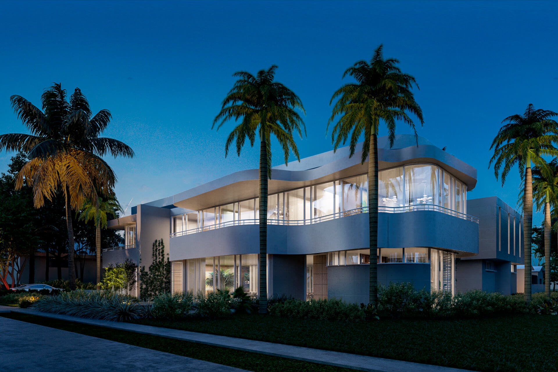 COACOOCHE RESIDENCE <br> New residence
